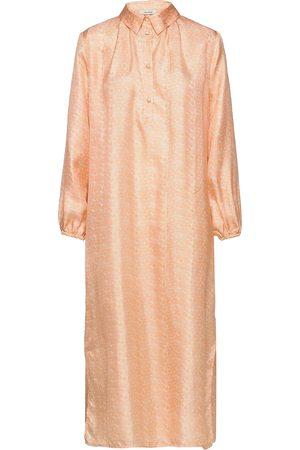 Nué Notes Kvinna Festklänningar - Molly Dress Maxiklänning Festklänning Blå