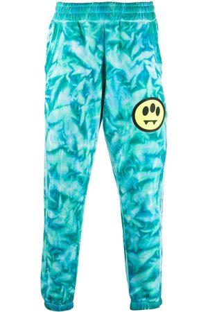 BARROW Man Joggingbyxor - Batikmönstrade sweatpants