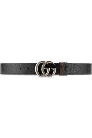Gucci Man Bälten - GG Marmont vändbart bälte