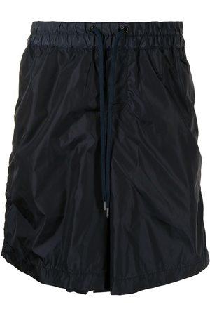 Fumito Ganryu Man Bermudashorts - Shorts med dragsko