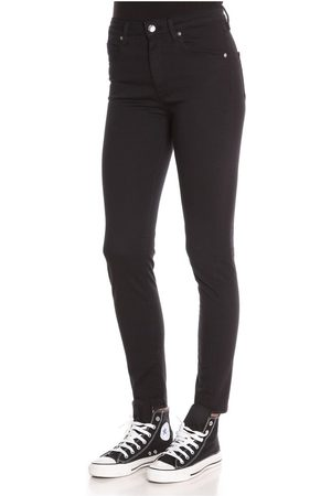 Love Moschino High-Waisted Skinny Jeans