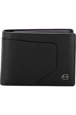 Piquadro Akron Rfid wallet with document holder