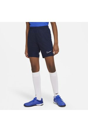 Nike Stickade fotbollsshorts Dri-FIT Academy för ungdom