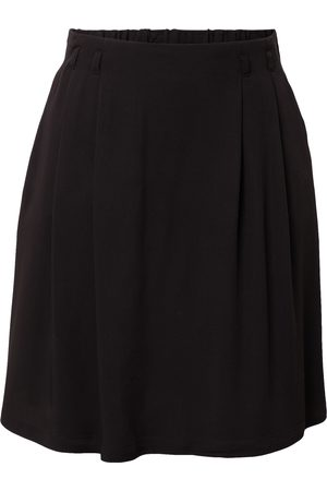 VILA Kvinna Plisserade kjolar - Kjol 'VERO