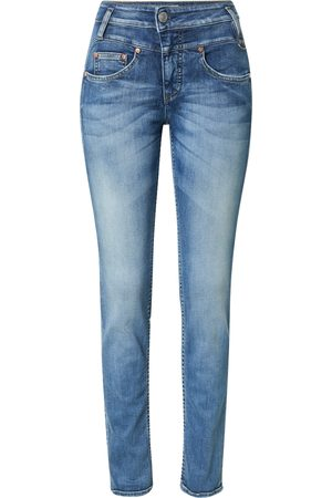 Herrlicher Kvinna Slim - Jeans 'Sharp Slim Organic Denim