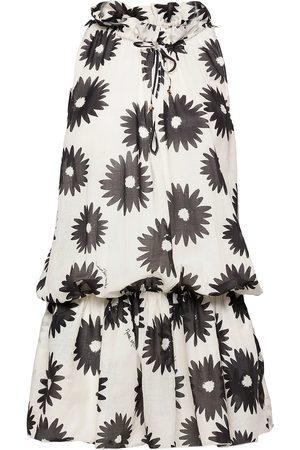 Stella McCartney Kvinna Festklänningar - Linda Floral Short Dress Beach Wear