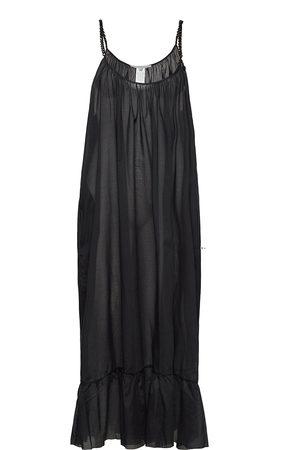 Stella McCartney Kvinna Maxiklänningar - Iconic Chain Long Dress Beach Wear
