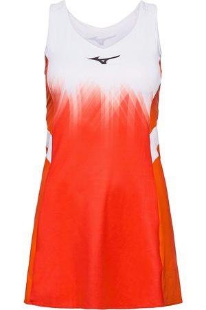 Mizuno Kvinna Mönstrade klänningar - Printed Dress Kort Klänning Multi/mönstrad
