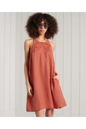 Superdry Kvinna Ärmlösa klänningar - Ärmlös klänning