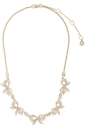 Marchesa Notte Halsband med rosett