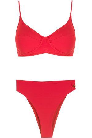 Brigitte Kvinna Bikinis - Trekantsbikini