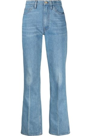 Frame Kvinna Bootcut - Flare-jeans