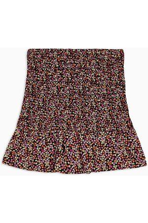 Topshop – Blommig minikjol-Olika färger