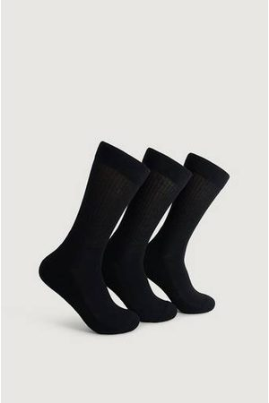 Studio Total Strumpor 3-pack Classic Crew Socks