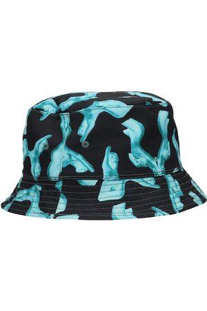 Huf Her Reversible Bucket Hat black