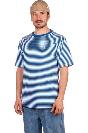 Empyre Man Kortärmade - Dang it T-Shirt blue/white