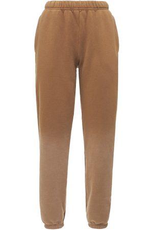 Les Tien Kvinna Joggingbyxor - Gradient Classic Cotton Sweatpants