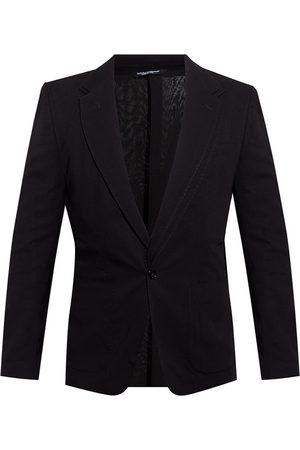 Dolce & Gabbana Gauze blazer with notch lapels