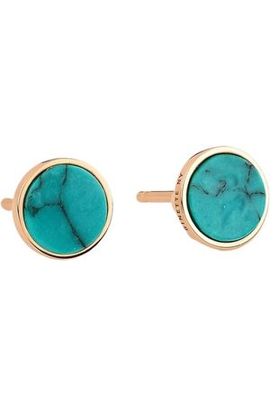GINETTE NY Ever Disc earrings