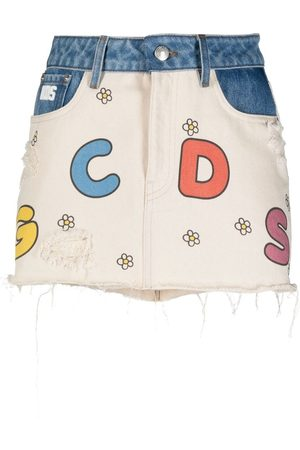 Gcds Little Miss Sunshine jeanskjol