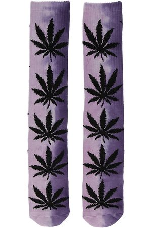 Huf Tiedye Plantlife Socks purple