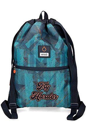Enso Try Harder ryggsäck 35 x 46 cm polyester