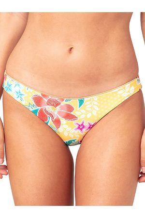 Rip Curl Kvinna Bikinis - Still In Paradise Cheeky Revo Bikini Bottom bright yellow
