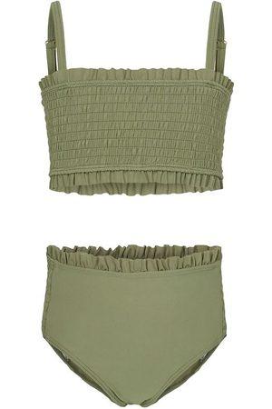 PETIT by Sofie Schnoor Bikini - Linetta - UV50+ - Army Green