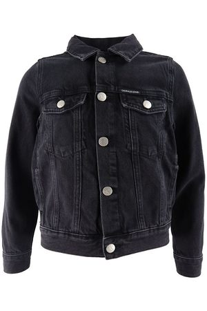 Calvin Klein Sommarjackor - Denim Jacket - Denim