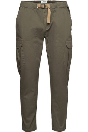 Kronstadt Man Cargobyxor - Maverick - Cropped Trousers Cargo Pants