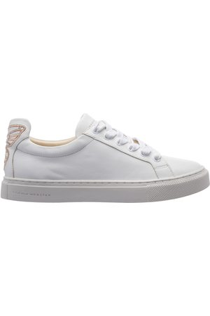 SOPHIA WEBSTER Shoes leather trainers sneakers Butterfly