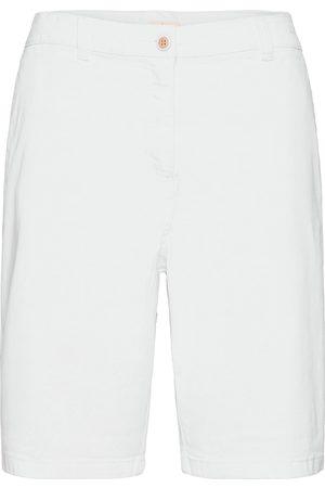 Joules Kvinna Shorts - Cruiselong Shorts Chino Shorts Vit