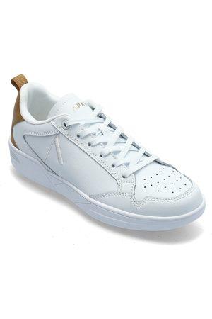 ARKK Copenhagen Kvinna Sneakers - Visuklass Leather S-C18 White Deser Låga Sneakers