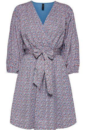 YAS Kvinna Festklänningar - Tassa 3/4 Dress S. Kort Klänning