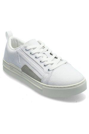 Arkk Copenhagen Kvinna Sneakers - Sommr Canvas Pet R-H20 White Marshm Låga Sneakers