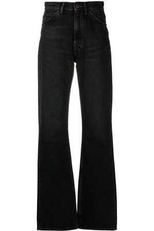 Acne Studios High-waisted flared jeans