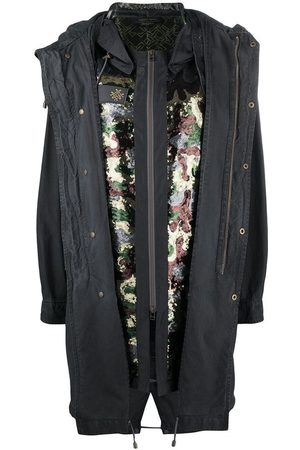 Mr & Mrs Italy Audrey Tritto Capsule Parka