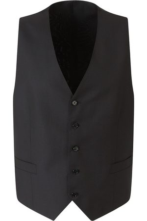 CANALI Wool and Silk Gilet