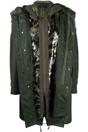 Mr & Mrs Italy Audrey Tritto Capsule Nylon Parka M51