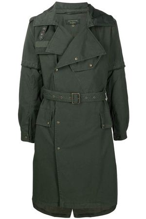 Mr & Mrs Italy Nick Wooster Capsule Trench IN Cotton