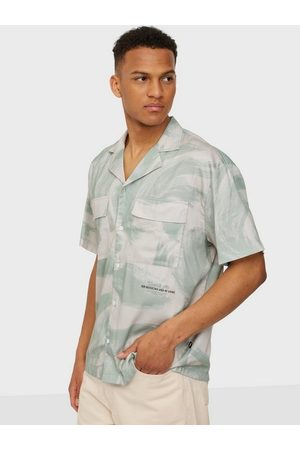 Dr Denim Madi Pocket Shirt Skjorta Aqua