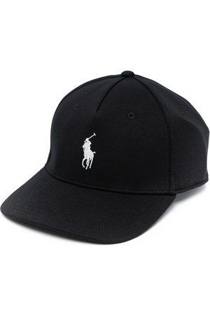 Polo Ralph Lauren Man Kepsar - Logo-embroidered baseball cap