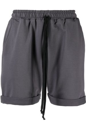 Alchemy Shorts - High-waist track shorts
