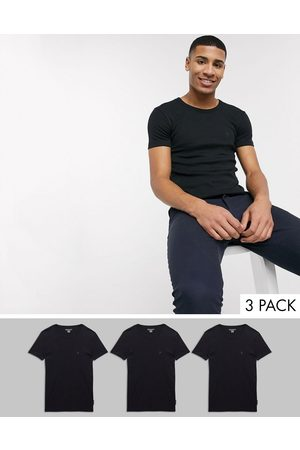 French Connection – Mjukis-t-shirtar i 3-pack