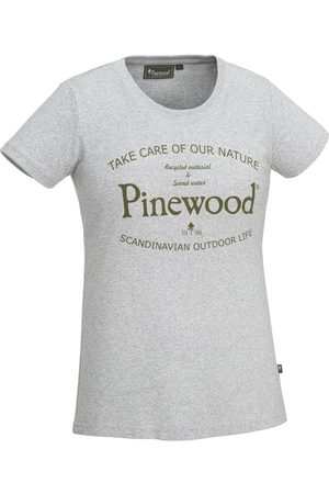 Pinewood Women's Save Water T-shirt