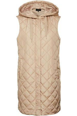 Vero Moda Anna 3/4 Hood Waistcoat