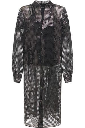 JUNYA WATANABE Kvinna Jackor - Sequined Nylon Mesh Jacket