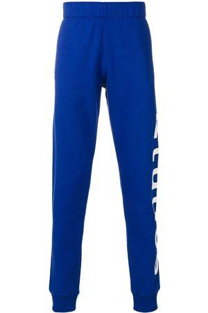 Etudes Man Joggingbyxor - Logo print track trousers