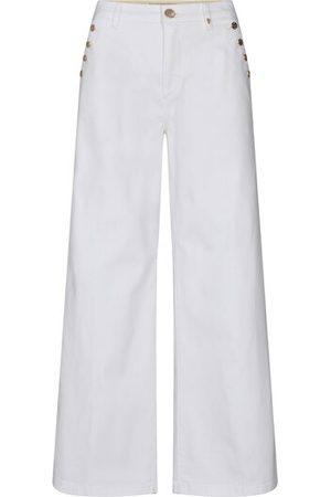 Mos Mosh Kvinna Bootcut - Reem vera jeans