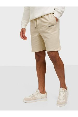 Les Deux Man Shorts - Lens Sweatshorts Shorts Ivory/Black